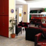 Hotel First Class lobi ve lobi bar